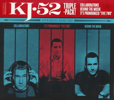 KJ-52 Triple Pack  -     By: KJ-52