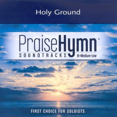 Holy Ground, Accompaniment CD   -     By: Geron Davis
