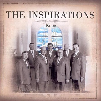 I Know CD   -     By: The Inspirations