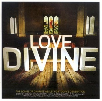 Love Divine CD   -     By: Various Artists