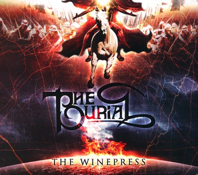 The Winepress   -     By: The Burial