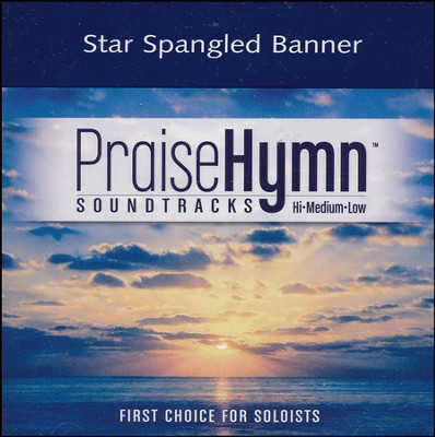Star Spangled Banner, Accompaniment CD   -     By: Various Artists