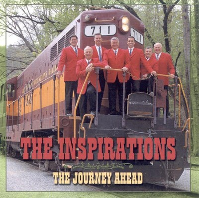 The Journey Ahead CD   -     By: The Inspirations