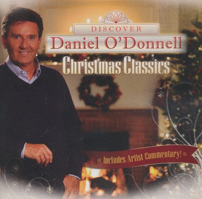 Christmas Classics   -     By: Daniel O'Donnell