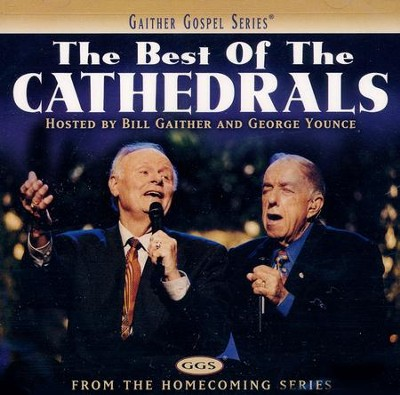 The Best of the Cathedrals, Compact Disc [CD]   -     By: The Cathedrals
