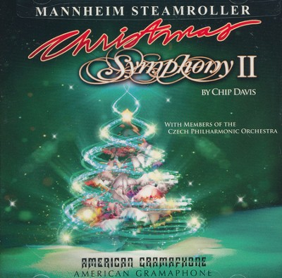 Christmas Symphony II   -     By: Mannheim Steamroller