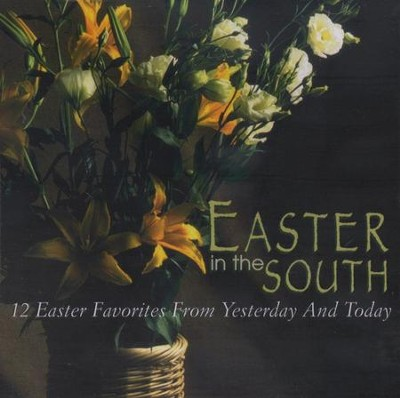 Easter In The South CD   -
