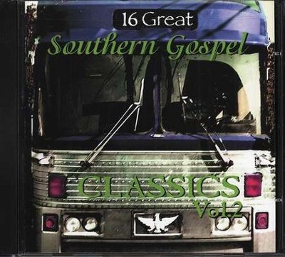 16 Great Southern Gospel Classics, Volume 2 CD   -