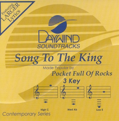 Song to the King, Accompaniment CD   -     By: Pocket Full of Rocks