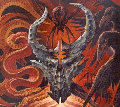 The Triptych, Special Edition CD/DVD   -     By: Demon Hunter