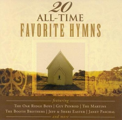 20 All-Time Favorite Hymns CD   -