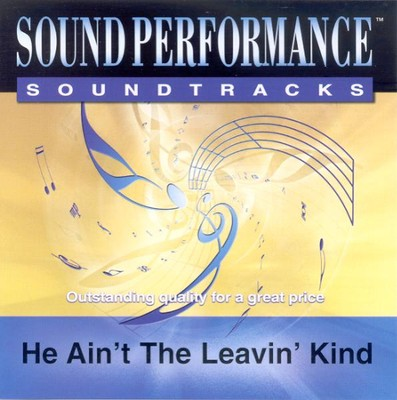 He Ain't The Leavin' Kind, Accompaniment CD   -     By: Rascal Flatts