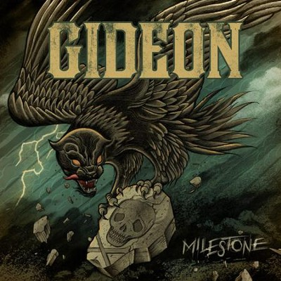 Milestone CD  -     By: Gideon