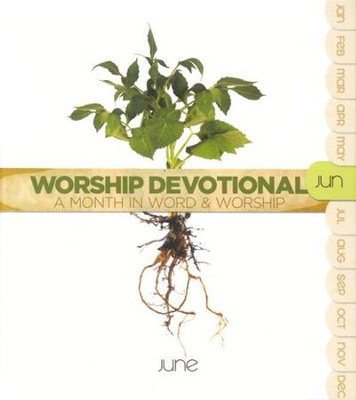 Worship Devotional: June, 2 CDs   -