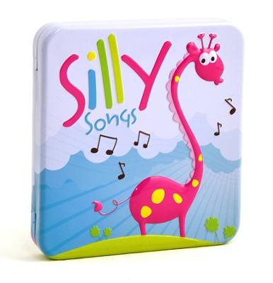 Silly Songs Tin (3 CD Set)   -