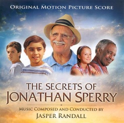 The Secrets of Jonathan Sperry: Original Motion Picture Score CD   -