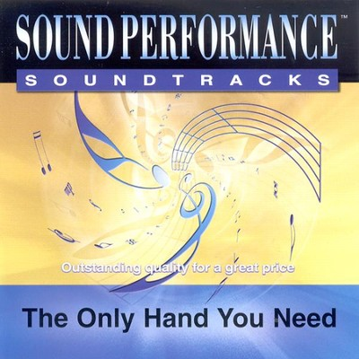 The Only Hand You Need, Accompaniment CD   -     By: FFH