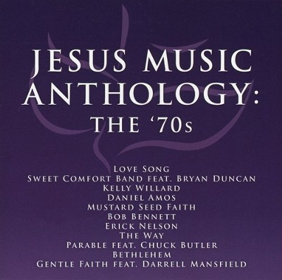 Jesus Music Anthology-The 70's, CD   -