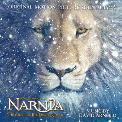 The Voyage of the Dawn Treader: Original Motion Picture  Soundtrack CD  -