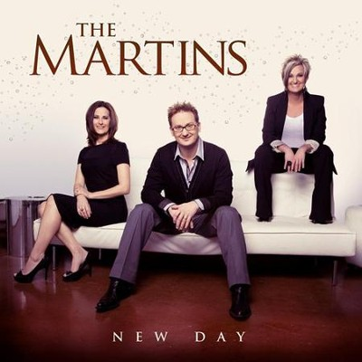 New Day CD   -     By: The Martins