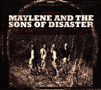 IV, CD   -     By: Maylene & The Sons of Disaster