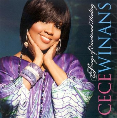 Songs of Emotional Healing CD   -     By: CeCe Winans