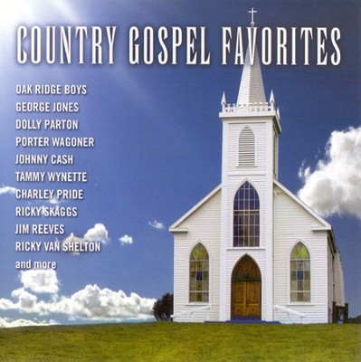 Country Gospel Favorites CD   -