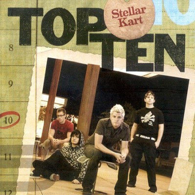 Top Ten: Stellar Kart CD   -     By: Stellar Kart