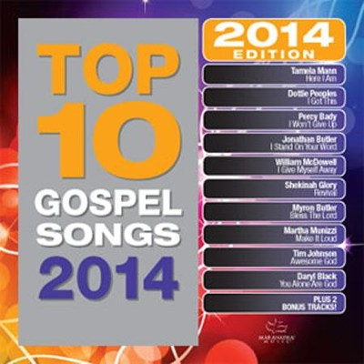 Top 10 Gospel Songs 2014   -