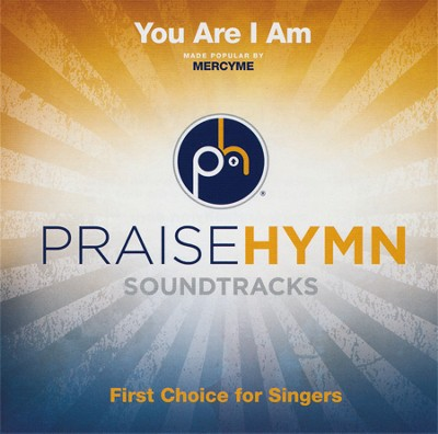 You Are I Am Acc, CD  -     By: MercyMe