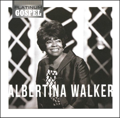 Platinum Gospel-Albertina Walker CD  -     By: Albertina Walker