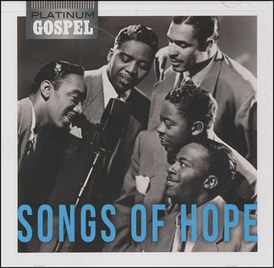 Platinum Gospel-Songs of Hope   -