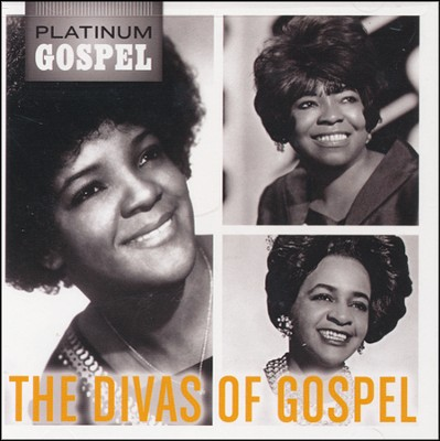 Platinum Gospel-The Divas of Gospel CD  -
