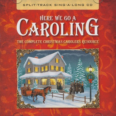 Here We Go A Caroling (Split Track Listening CD)   -