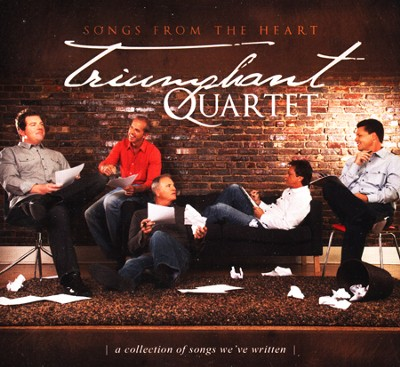 Songs From the Heart CD  -     By: The Triumphant Quartet