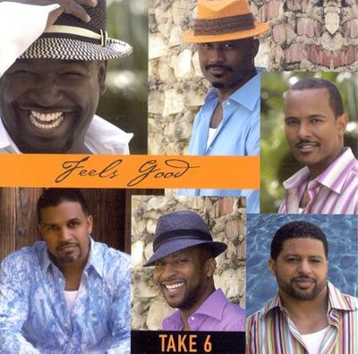 Feels Good, Compact Disc [CD]   -     By: Take 6
