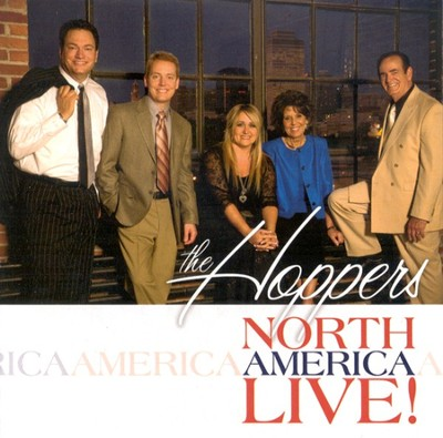 North America Live! CD   -     By: The Hoppers