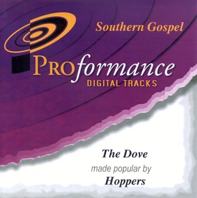 The Dove, Accompaniment CD   -     By: The Hoppers