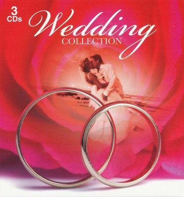 Wedding Collection Tin, 3 CDs   -