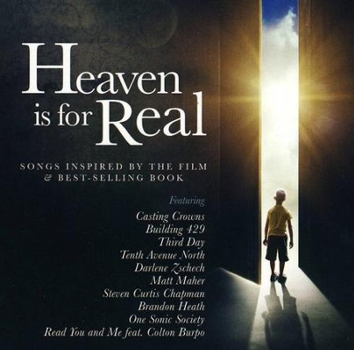 Heaven Is for Real: Songs Inspired by the Film & Best-Selling Book  -