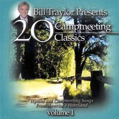20 Campmeeting Classics, Volume 1 CD   -