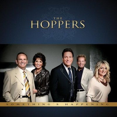 Something's Happening CD   -     By: The Hoppers