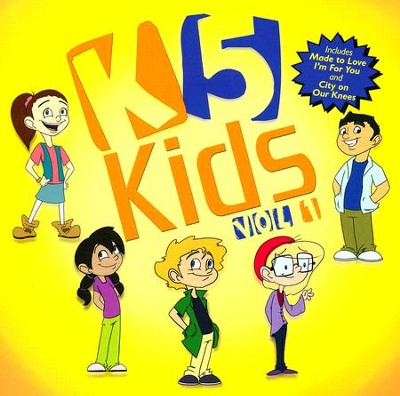 K5 Kids, Volume 1 (Songs Made Famous by TobyMac)   -     By: The K5 Kids