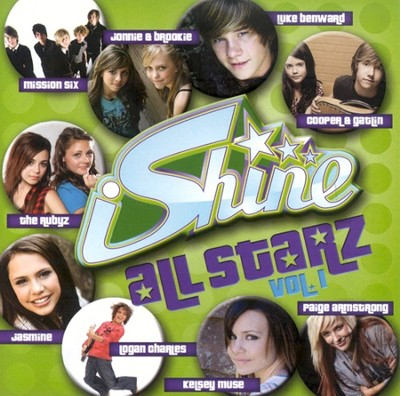 iShine All Starz, Vol. 1  [Music Download] -     By: Various Artists