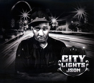 City Lights CD   -     By: J'Son