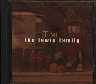 Time, Compact Disc [CD]   -     By: The Lewis Family