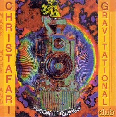 Gravitational Dub CD   -     By: Christafari