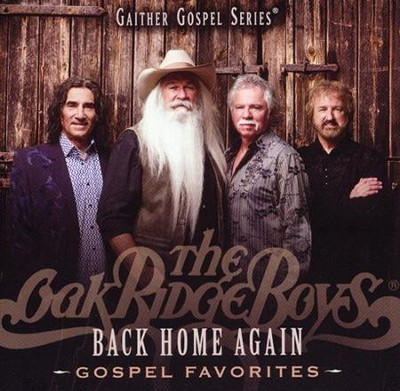 Back Home Again  CD  -     By: The Oak Ridge Boys