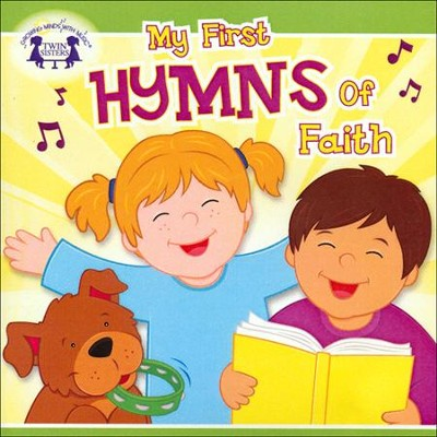 My First Hymns of Faith, CD   -