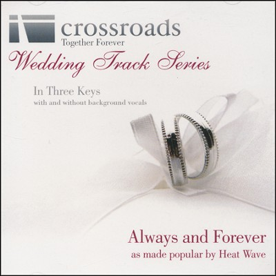 Always And Forever, Acc CD   -     By: Heatwave